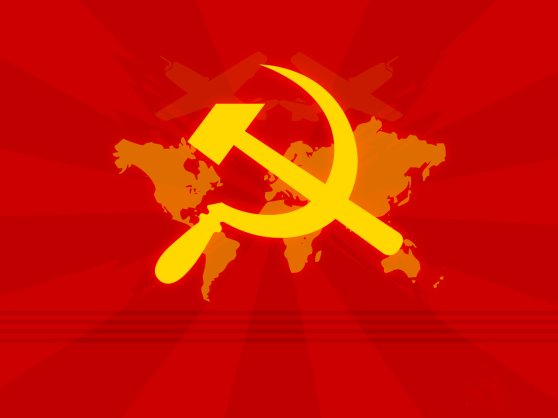 Long Live Communism!